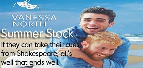 Vanessa North - Summer Stock Banner 1