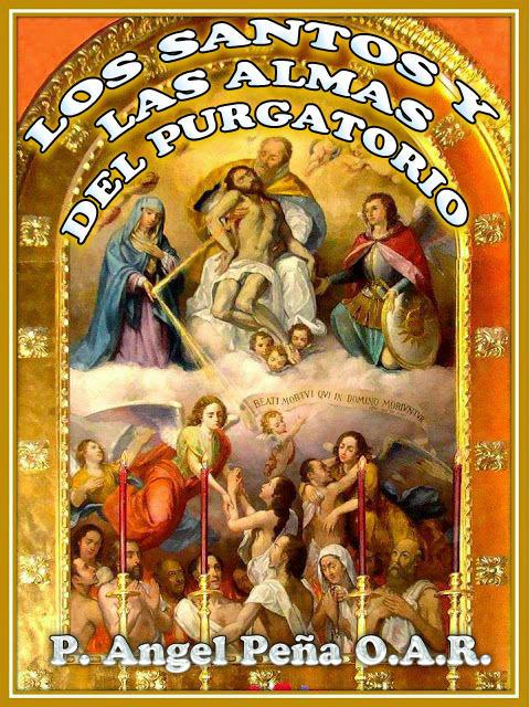 Los Santos y las almas del Purgatorio