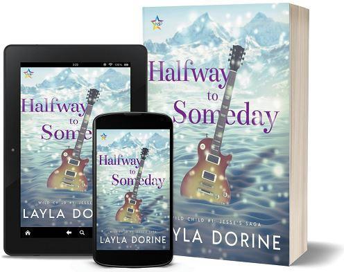 Layla Dorine - Halfway to Someday 3d Promo