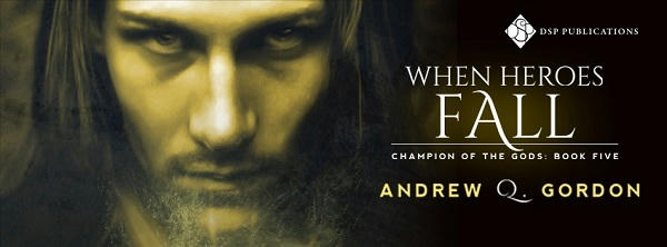 Andrew Q. Gordon - When Heroes Fall Banner s