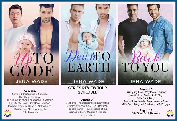Jena Wade - Directions SCHEDULE