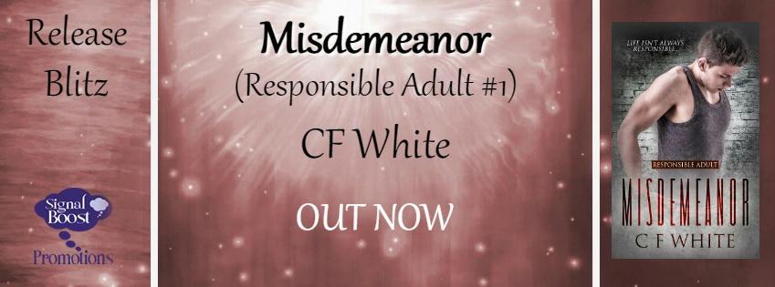 C.F. White - Misdemeanor RBBanner