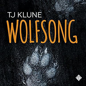 T.J. Klune - Wolfsong Cover Audio
