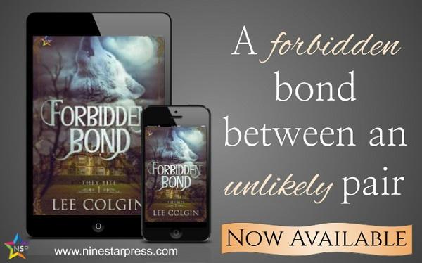 Lee Colgin - Forbidden Bond Now Available