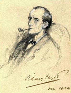 El-famoso-detective-inglés-Sherlock-Holmes,-es-fruto-de-la-imaginación-del-escritor-escocés-sir-Arthur-Conan-Doyle