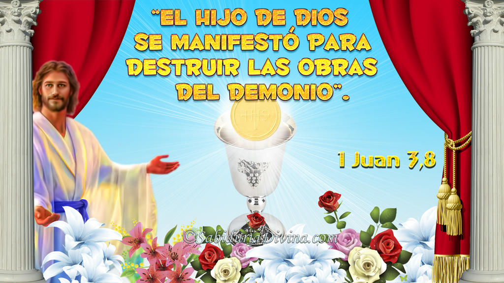 Jesus Eucaristia - cabecera