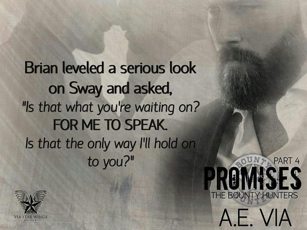 A.E. Via - Promises 4 Audio Teaser 2
