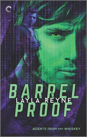 Layla Reyne - Barrel Proof Cover