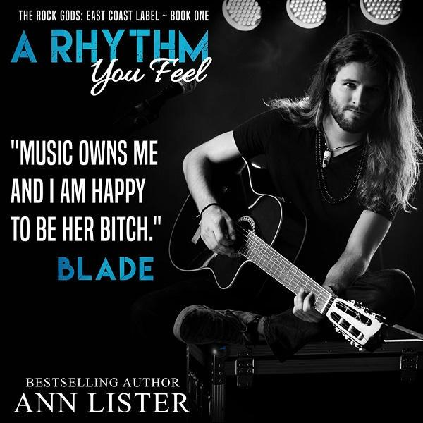 Ann Lister - A Rhythm You Feel Promo 1