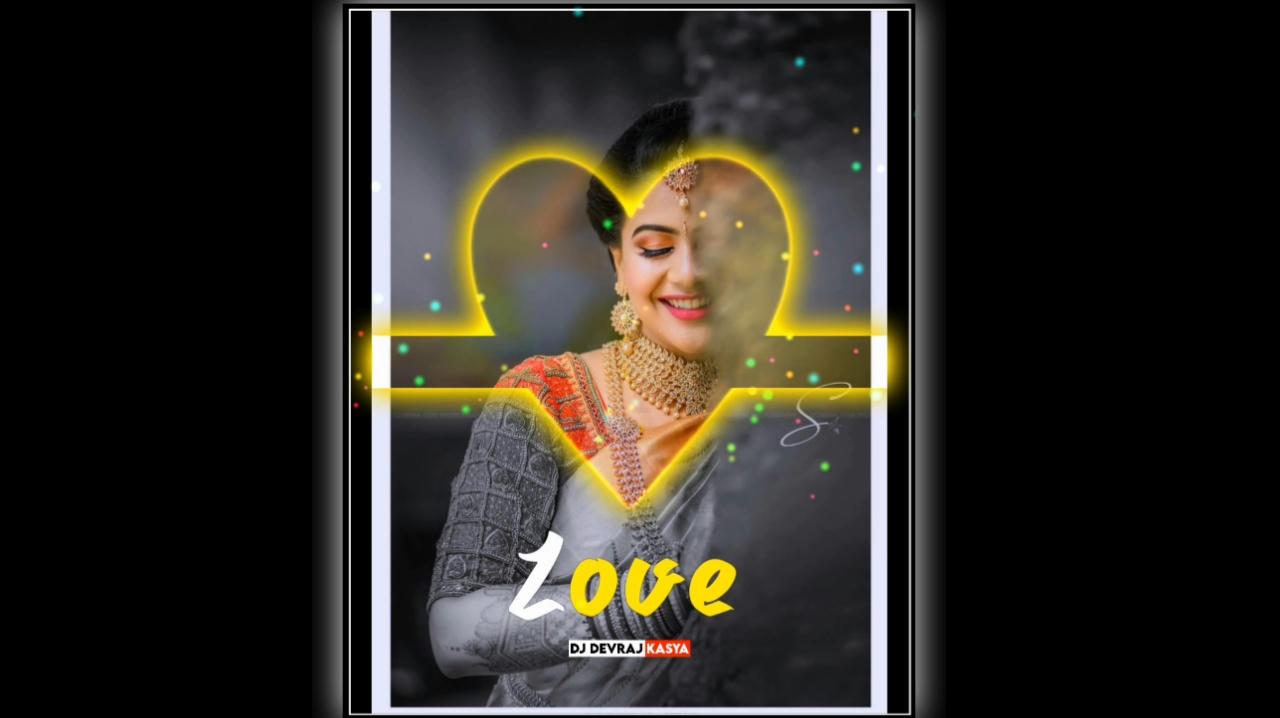 Love Effect Full Screen Avee Player Template Downloa