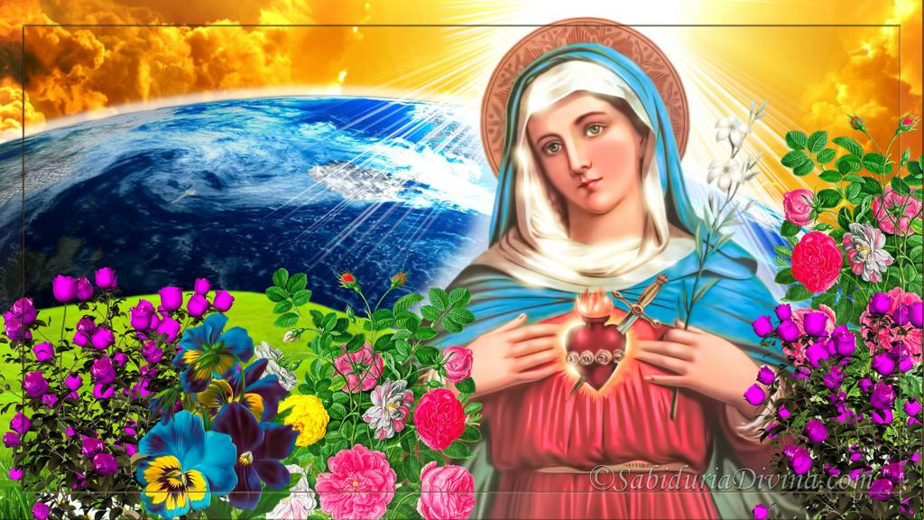 Inmaculado Corazon de la Virgen Maria