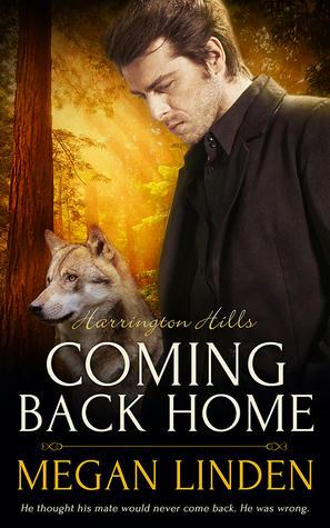 Megan Linden - Coming Back Home Cover