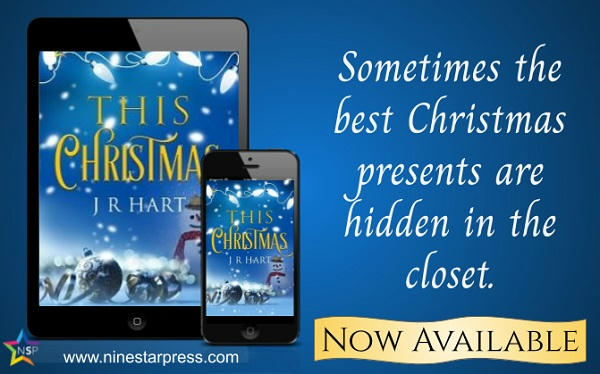 J.R. Hart - This Christmas Now Available
