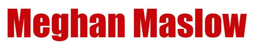 Meghan Maslow Banner