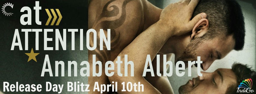 Annabeth Albert - At Attention RB Banner