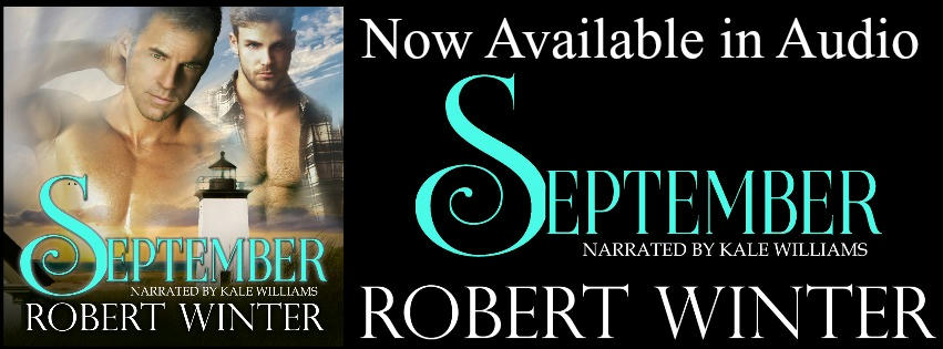 Robert Winter - September Banner