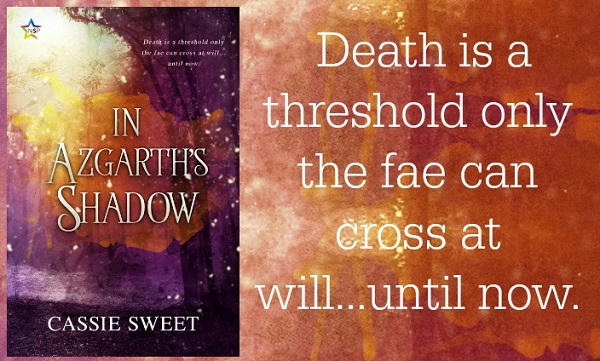 Cassie Sweets - In Azgarth's Shadow Graphic