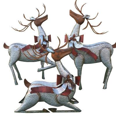 Yard Reindeer