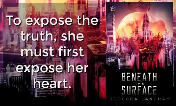 Rebecca Langham - Beneath the Surface Teaser Graphic