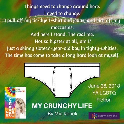 Mia Kerick - My Crunchy Life Promo 1