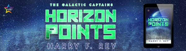 Harry F. Rey - Horizon Points NineStar Banner