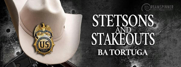 B.A. Tortuga - Stetsons and Stakeouts Banner s