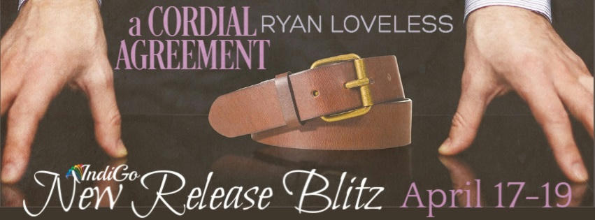 Ryan Loveless - A Cordial Agreement Blitz Banner
