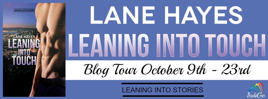 Lane Hayes - Leaning Into Touch Tour Banner