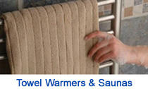 Towel Warmers & Saunas
