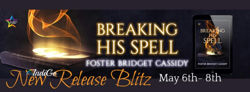 Foster Bridget Cassidy - Breaking His Spell RB Banner