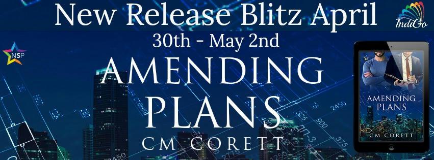 C.M. Corett - Amending Plans RB Banner