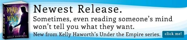Kelly Haworth - Read My Mind Riptide Banner