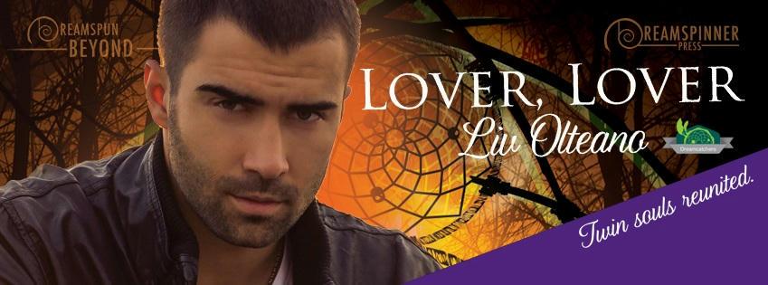 Liv Olteano - Lover, Lover Banner