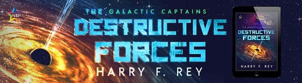 Harry F. Rey - Destructive Forces NineStar Banner