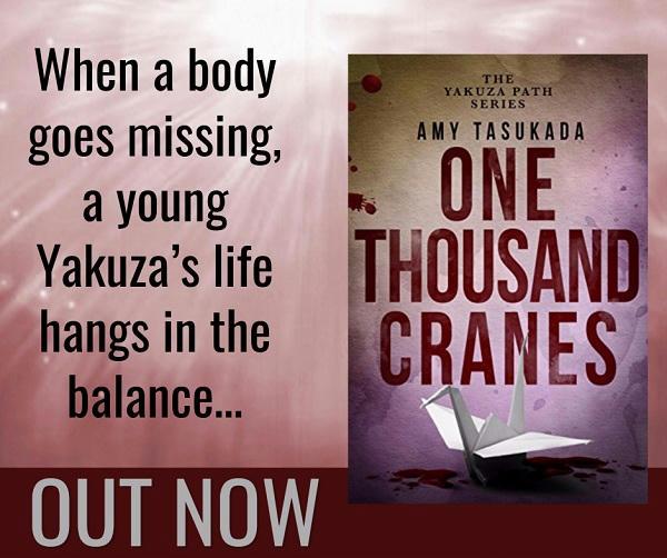 Amy Tasukada - One Thousand Cranes Promo
