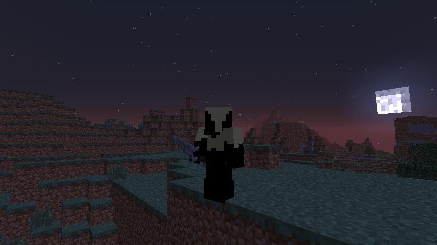 Minecraft Infinity blade Mod 1 6 2 - Minecraft Mods