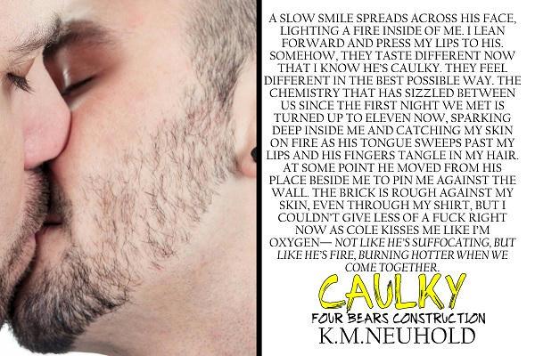 K.M. Neuhold - Caulky teaser 3