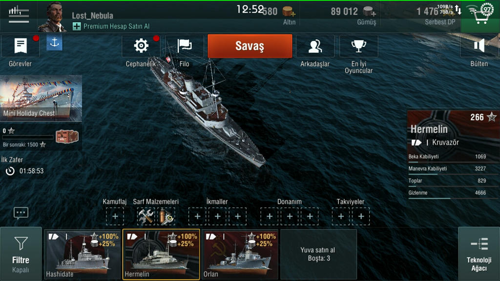 Android) World of Warships Blitz Beta Now - Download and Join me
