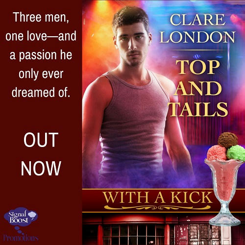 Clare London - Top & Tails InstaPromo