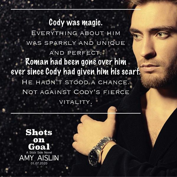 Amy Aislin - Shots On Goal Teaser 4-CodyIsMagic