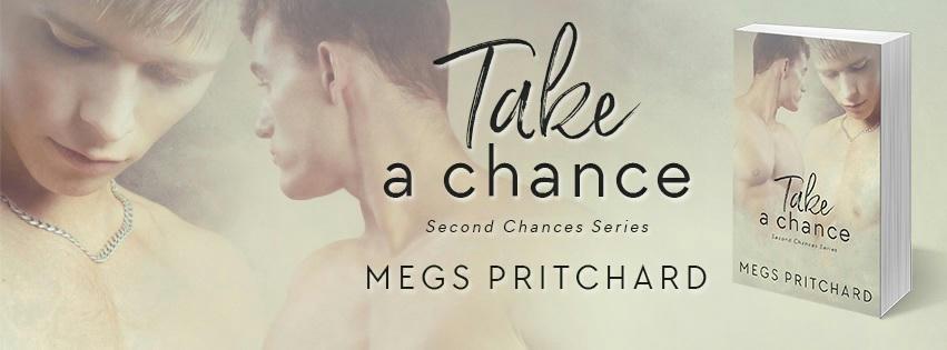 Megs Pritchard - Take A Chance Banner