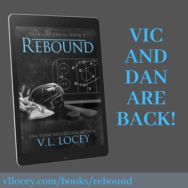V.L. Locey - Rebound Promo2