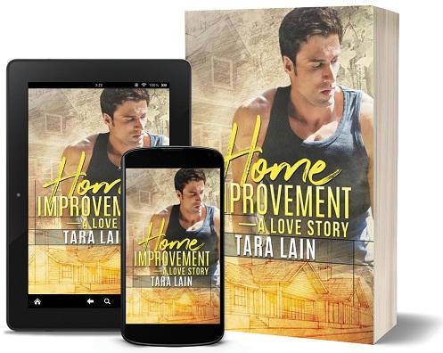 Tara Lain - Home Improvement - A Love Story 3d Promo