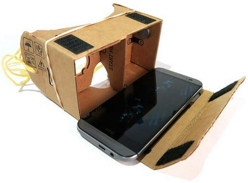 Virtual Reality Heading Towards the Masses with Google Cardboard Costing Just $10