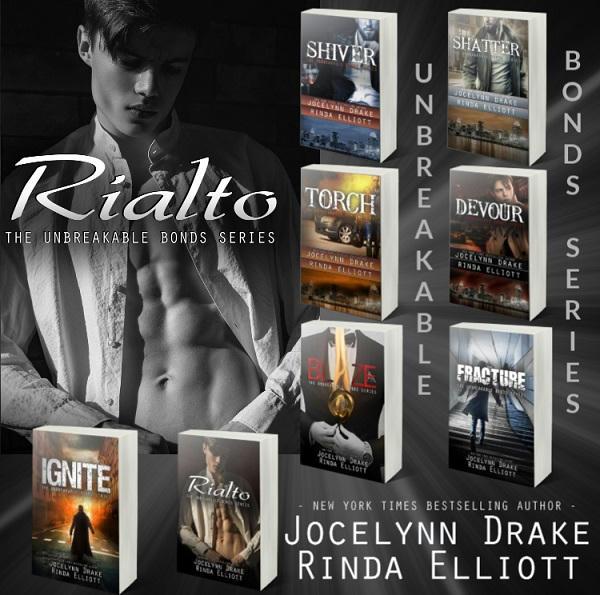 Jocelynn Drake & Rinda Elliott - Unbreakable Series Banner