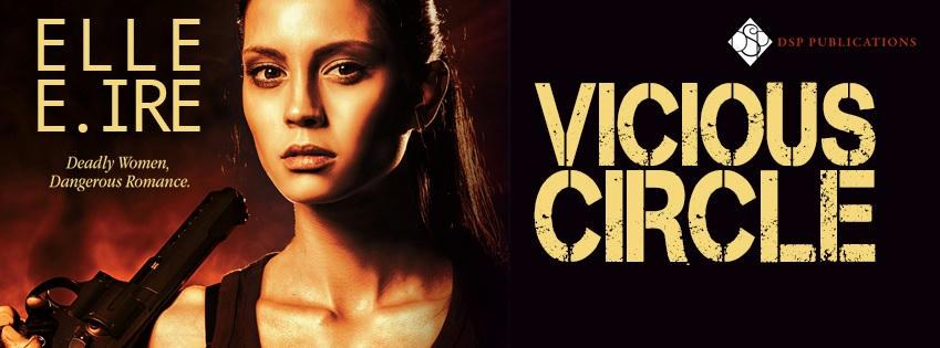 Elle E. Ire - Vicious Circle Banner