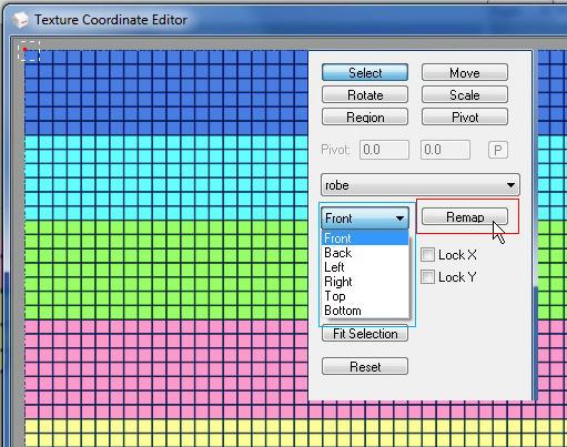 [Intermediaire] Mapper dans TCE des faces ajoutées à un mesh X44ocj5o9o80s106g