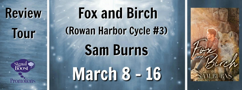 Sam Burns - Fox and Birch RTBanner