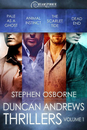 Stephen Osborne - Duncan Andrews Thrillers Cover