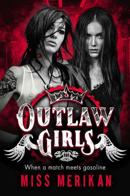 Miss Merikan - Outlaw Girls Cover
